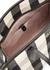 Market medium gingham canvas tote - Kate Spade New York