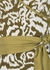 Patricia printed silk-satin midi dress - Diane von Furstenberg
