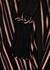 Shirley striped fine-knit top - Diane von Furstenberg