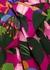 Anna floral-print silk shirt dress - Diane von Furstenberg