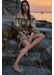 Urania silk off shoulder dress - Paolita
