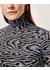 Tide print jersey polo - Jigsaw