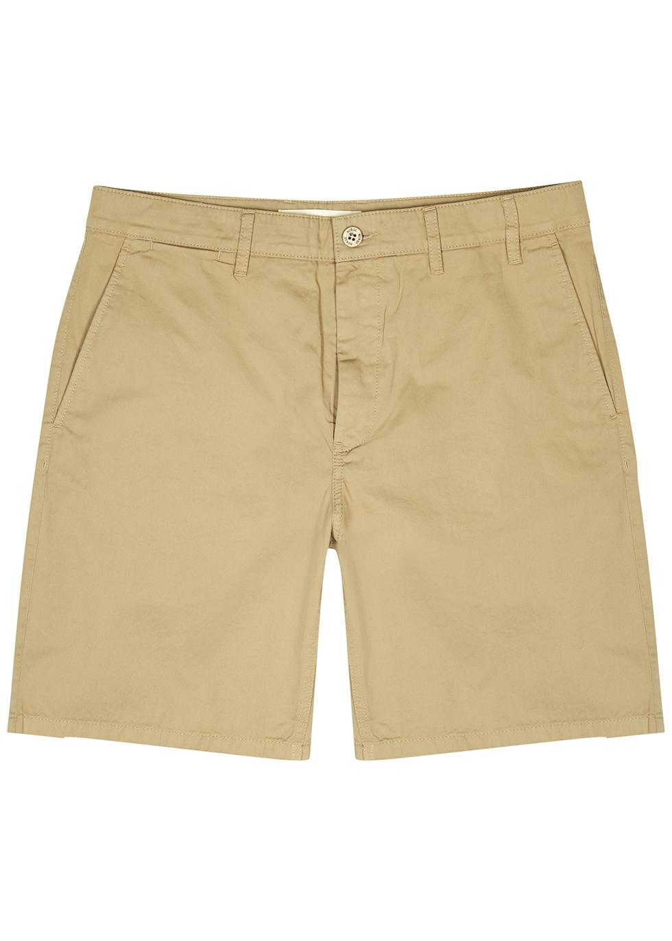 Aros sand twill shorts