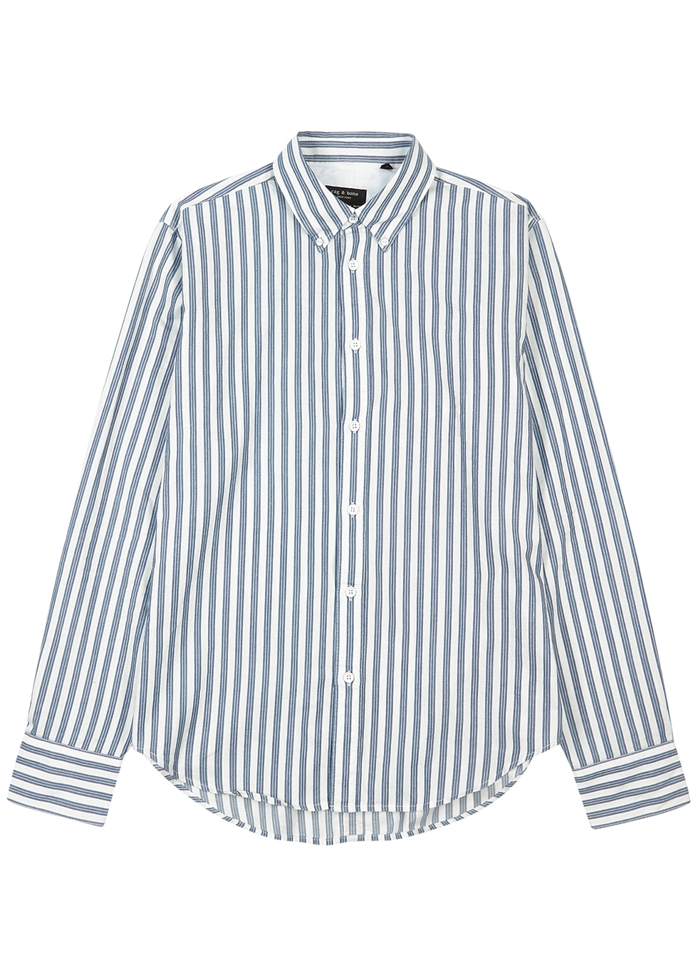 Tomlin striped cotton shirt