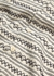 Rusper embroidered knitted cotton shirt - Oliver Spencer