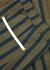 Buckden striped cotton-blend shorts - Oliver Spencer