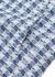 Ebley blue checked cotton shorts - Oliver Spencer