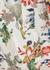 Vacation Formentera printed cotton-poplin dress - Erdem
