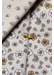 Floral print cotton tie - Eton