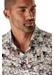 Slim fit signature twill shirt - murano crowd print - Eton