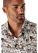 Contemporary fit signature twill shirt - murano crowd print - Eton