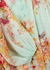 Mae floral-print ramie blouse - Zimmermann