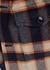 Checked wool-blend overshirt - PS Paul Smith