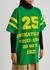 Green printed cotton T-shirt - Gucci