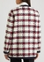 White checked bouclé tweed jacket - Gucci