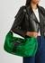 The Bundle medium green shoulder bag - Alexander McQueen