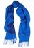 Graffiti-intarsia wool scarf - Alexander McQueen