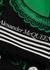 Mystical Biker modal scarf - Alexander McQueen
