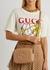 Soho sand leather cross-body bag - Gucci