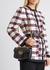 GG Marmont mini black leather cross-body bag - Gucci