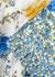 Marni floral-print cotton shirt dress - Borgo de Nor