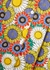 Tilda floral-print cotton midi dress - Borgo de Nor