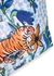 The Mexican Tiger XL printed cosmetics case - Jessica Russell Flint