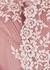 Embrace Lace pink plunge bra - Wacoal