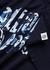Navy logo-print cotton T-shirt - Billionaire Boys Club