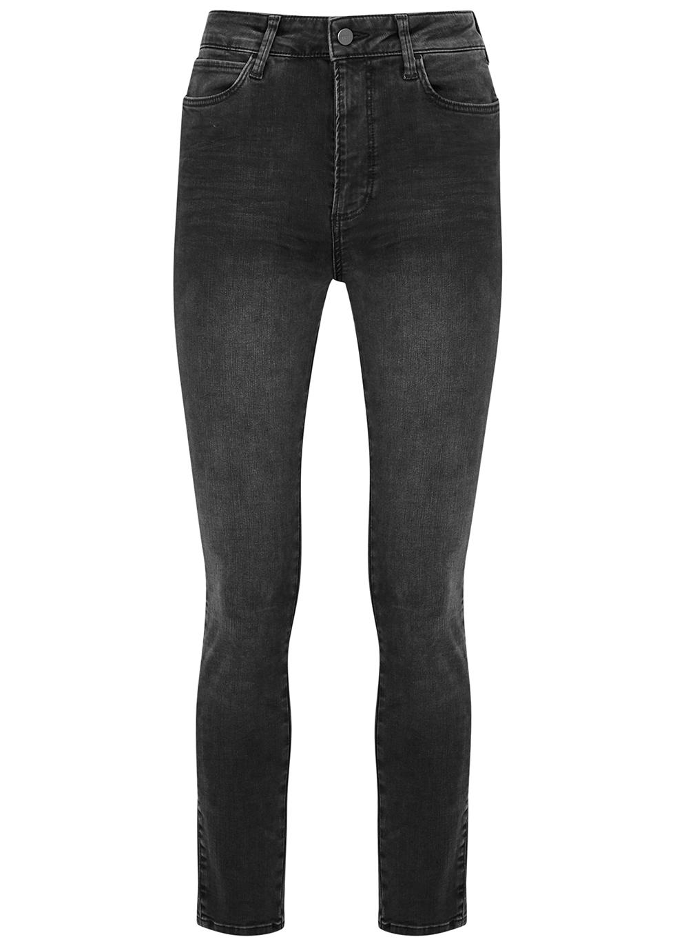 Margot dark grey skinny jeans