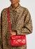 Valentino Garavani Roman Stud small leather shoulder bag - Valentino