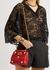 Valentino Garavani Roman Stud small leather top handle bag - Valentino