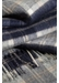 Classic tartan cashmere scarf | silver bannockbane - Johnstons of Elgin