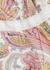 Teddy paisley-print tiered cotton dress - Zimmermann