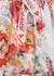 Mae floral-print cotton dress - Zimmermann