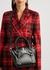 Betty medium black leather top handle bag - Vivienne Westwood