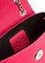 Derby small pink vegan leather cross-body bag - Vivienne Westwood