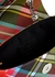 Derby small printed vegan leather cross-body bag - Vivienne Westwood