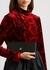 Victoria black leather clutch - Vivienne Westwood