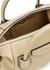 Antigona Soft small sand leather top handle bag - Givenchy