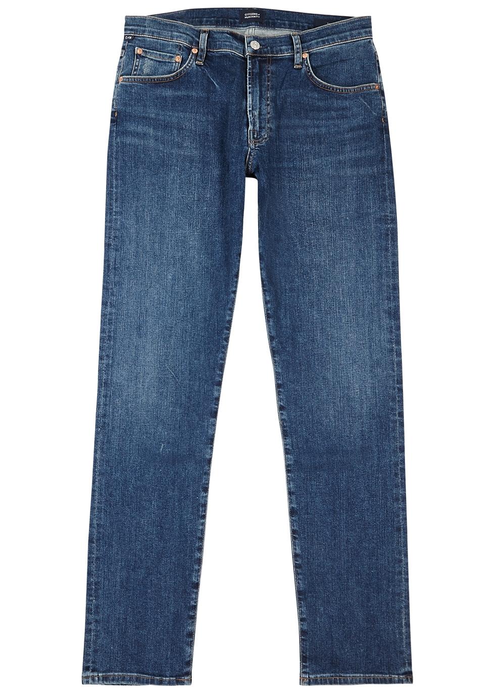Joaquin blue slim-leg jeans