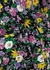 Floral-print satin-twill shirt dress - Plan C