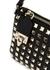 Valentino Garavani Rockstud black leather cross-body bag - Valentino