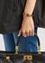 Valentino Garavani Rockstud gold leather bracelet - Valentino