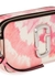 The Snapshot Small tie-dye leather cross-body bag - Marc Jacobs (The)