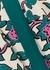 Charlene floral-print wrap dress - Diane von Furstenberg