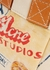 Aleah small printed canvas top handle bag - Acne Studios