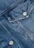 Morris blue denim jacket - Acne Studios