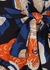 Julian Two printed silk-jersey wrap dress - Diane von Furstenberg