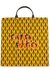 Ciao Paco printed canvas tote - Paco Rabanne